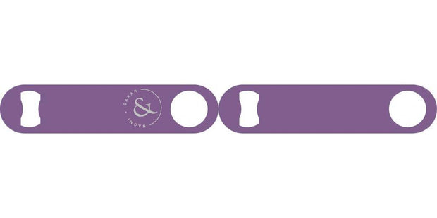 Candy Purple Bar Blade - Bar Blades