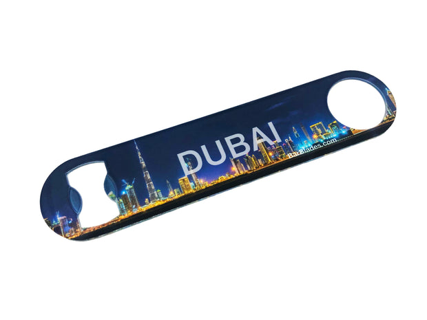 Dubai Skyline Wrapic Bar Blade - Bar Blades