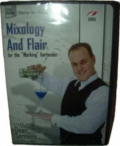 Flairco DVD Volume 1 Mixology And Flair  - Bar Blades