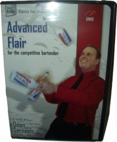 Flairco DVD Volume 3 Advanced Flair DVD