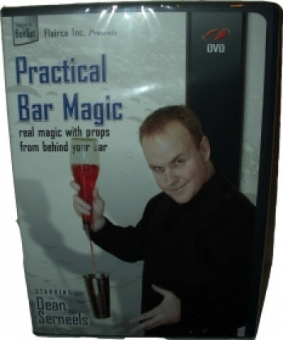Flairco DVD Volume 4 Practical Bar Magic  - Bar Blades