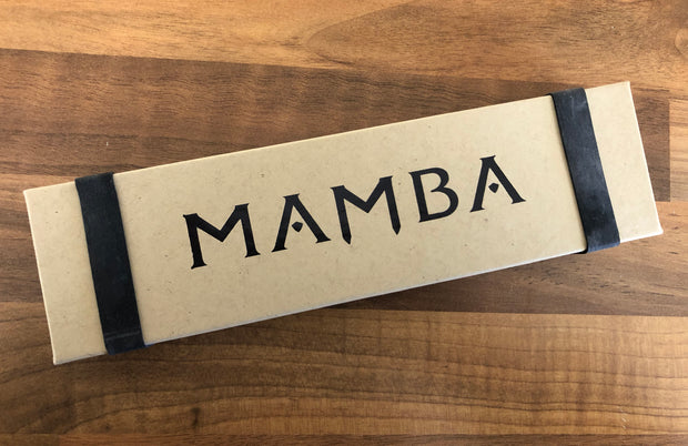 THE MAMBA: Matte Silver Bartending Tool and Bar Blade - Bar Blades