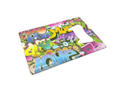 Music & Love Graffiti Wrapic Credit Card Bottle Opener - Bar Blades