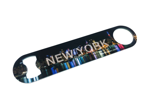New York Skyline Wrapic Bar Blade