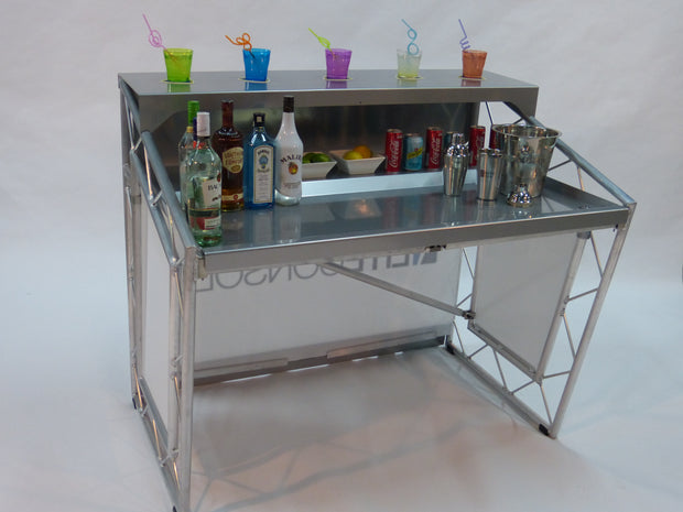 XPRS Bar with Fridge - Bar Blades