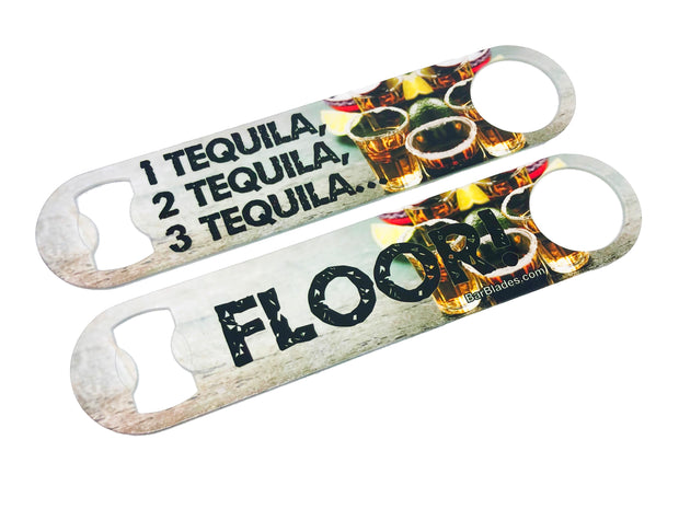 Tequila Floor Wrapic Bar Blade