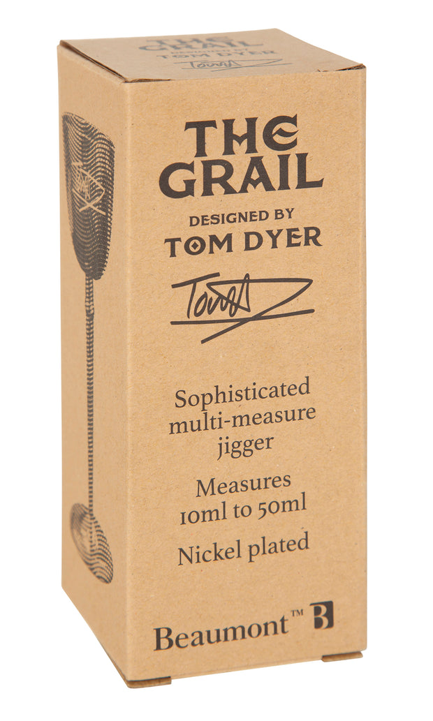 Tom Dyer The Grail Measuring Cup Jigger - Bar Blades