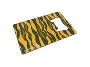Tiger Wrapic Credit Card Bottle Opener