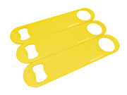 Yellow Triple Blade Custom Set - Bar Blades