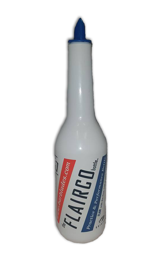 Flairco 750ml Practice Bottle  - Bar Blades