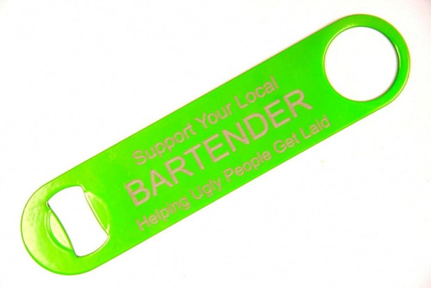 Helping Ugly People Get Laid Bar Blade - Bar Blades