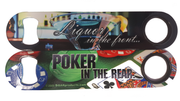 Liquor Poker Bar Blade  - Bar Blades