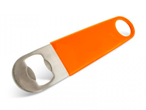 Orange Full Length Vinyl Bar Blade  - Bar Blades