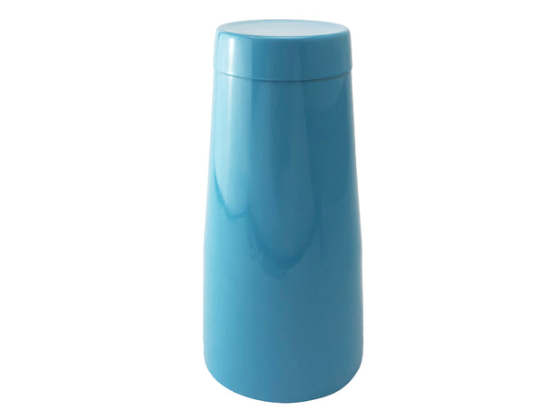 Sky Blue 28oz Boston Cocktail Shaker Tin Weighted - Bar Blades