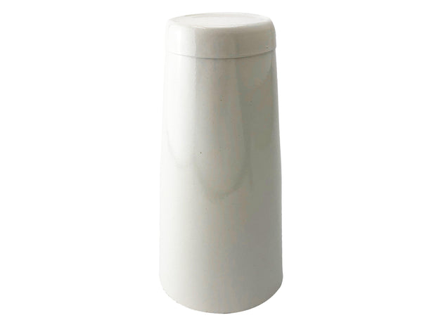 White 28oz Boston Cocktail Shaker Tin Weighted