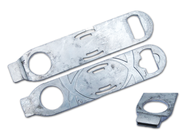Raw Bar Wrench - Silver - Bar Blades