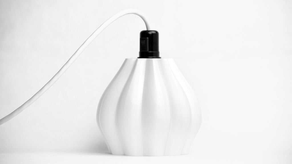 Dropped Pendant Light