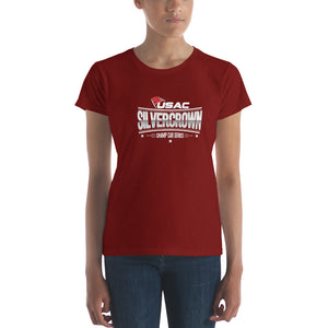 Ladies Big Bootie t-shirt