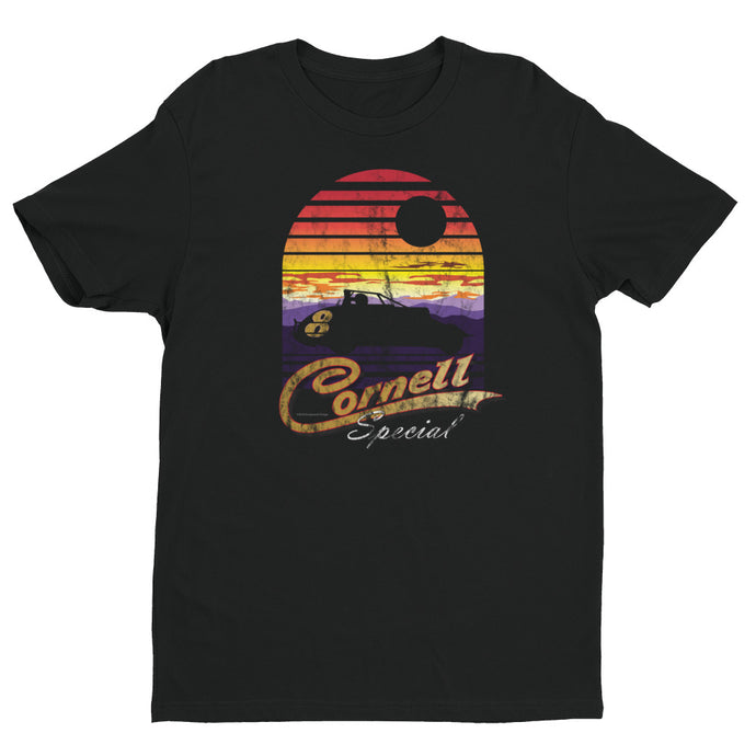 Mens Sunset Short Sleeve