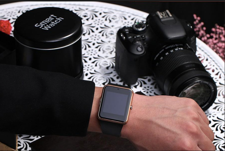 Bluetooth Smartwatch For All Devices