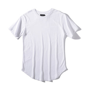 Mens Casual Extended T-Shirt