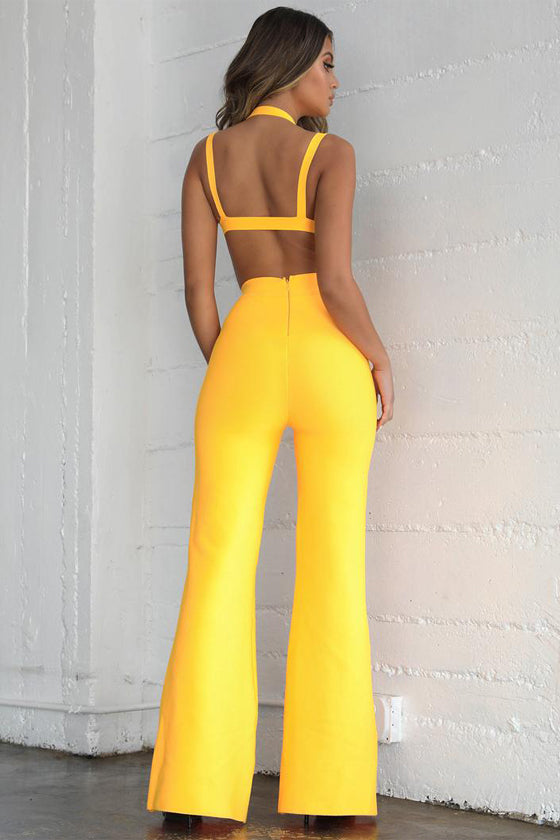 Women Sets Off Shoulder Crop Top Long Pants Two Piece Set