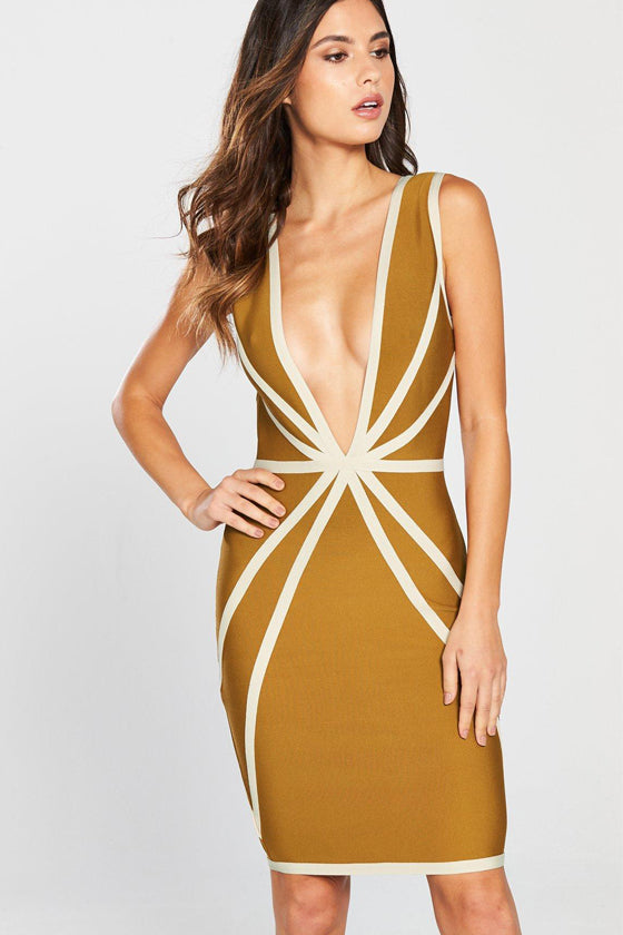 shopafashion New Women Bandage Dress