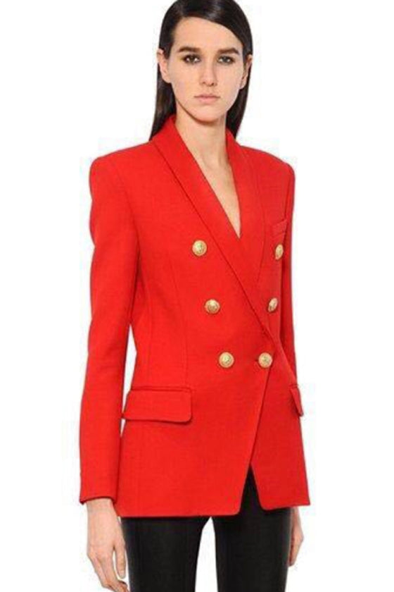 Long Sleeve Ladies Jackets Long Suit 2019 new
