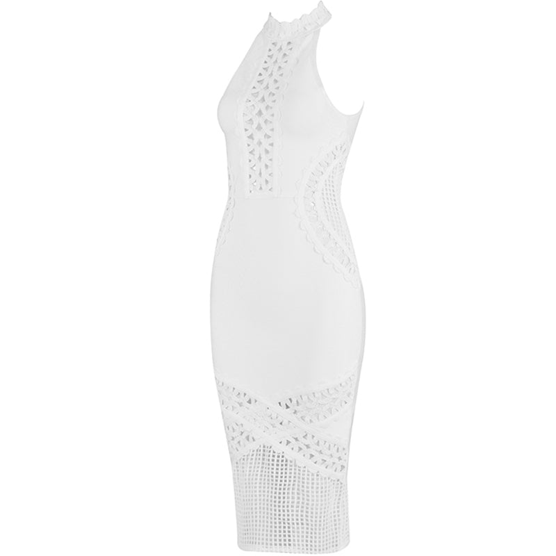 Sleeveless Women Party Bodycon Dress