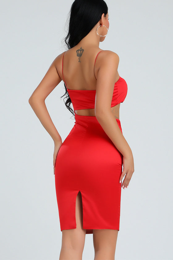 summer new sexy Midi Pencil Club Bodycon Women dress