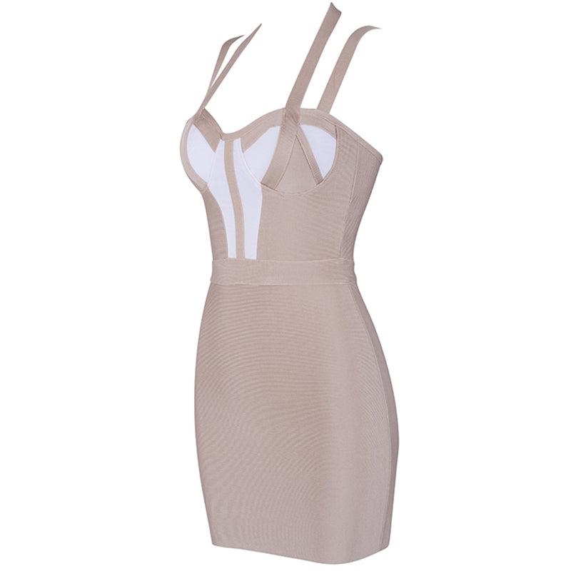 One Piece Women Bandage Dress