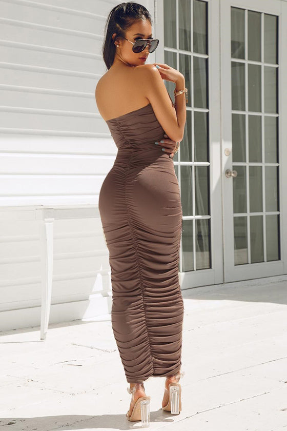 Off The Shoulde 2019 Women  Strapless Backless