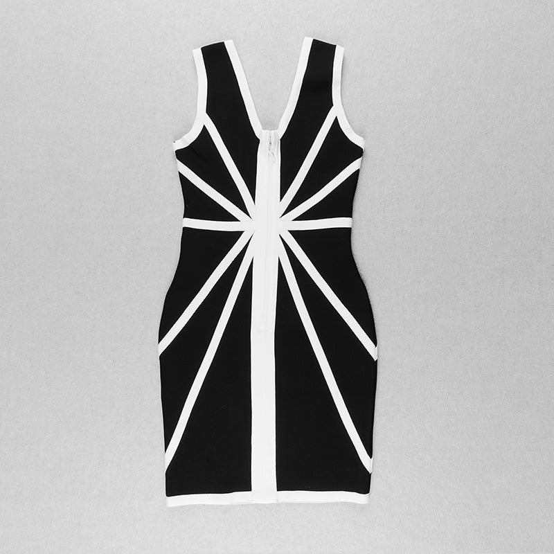 New Women Bandage Dress Fashion