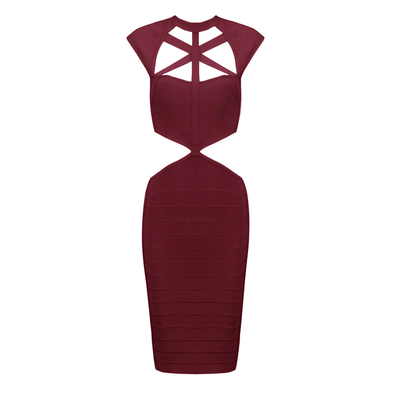 Fashion Celebrity Bodycon Dress