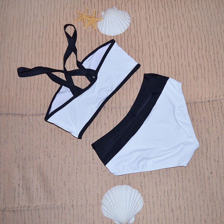 Hollow Sexy Bikini Two Pieces