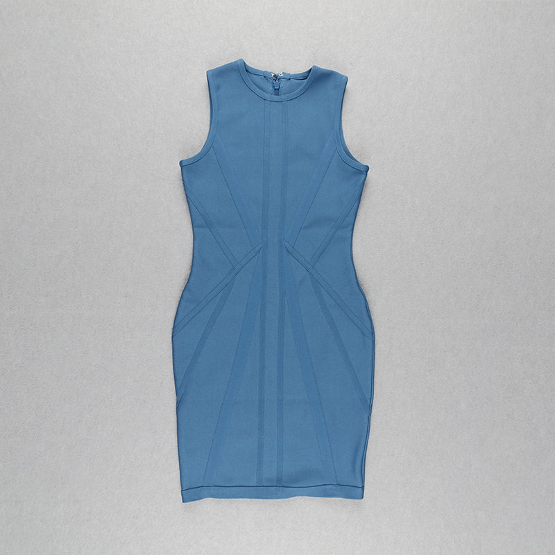Women Sleeveless Bandage Dress