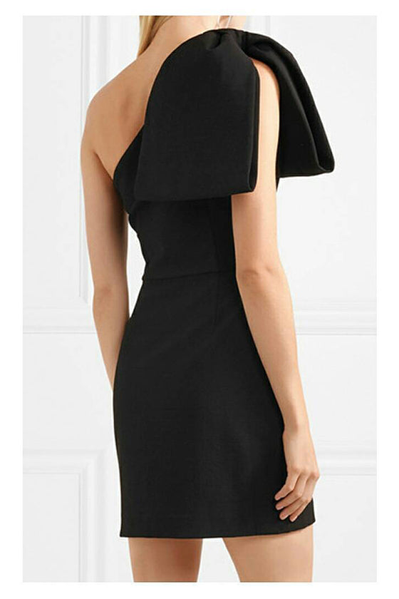 One Shoulder Fashion women Dress