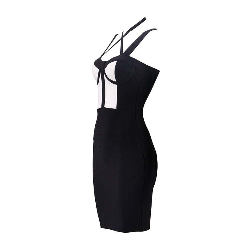 Halter Sexy Women Bodycon Dress