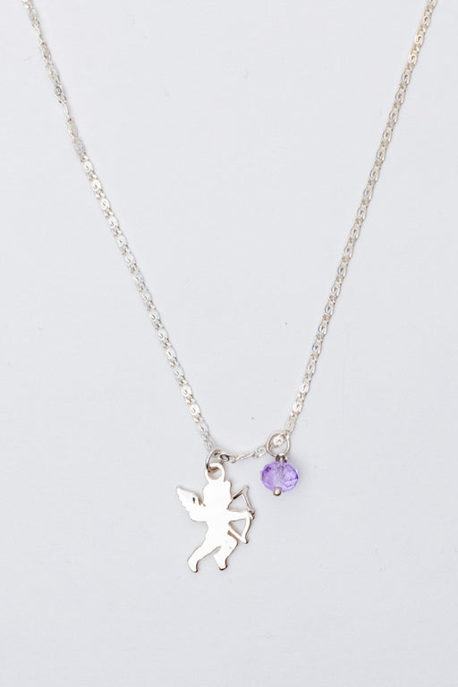 Cupid Stone Necklace