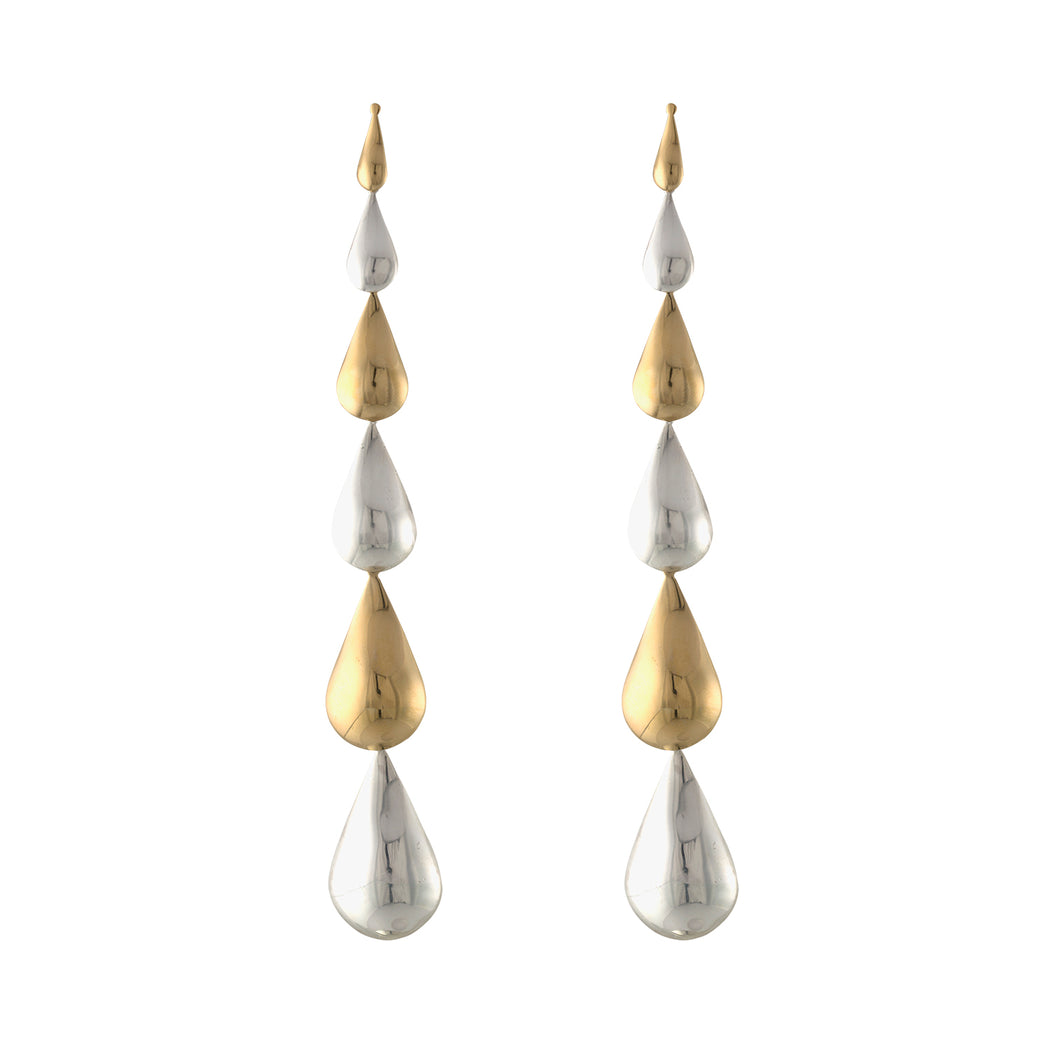 Ciclos Drop Earrings