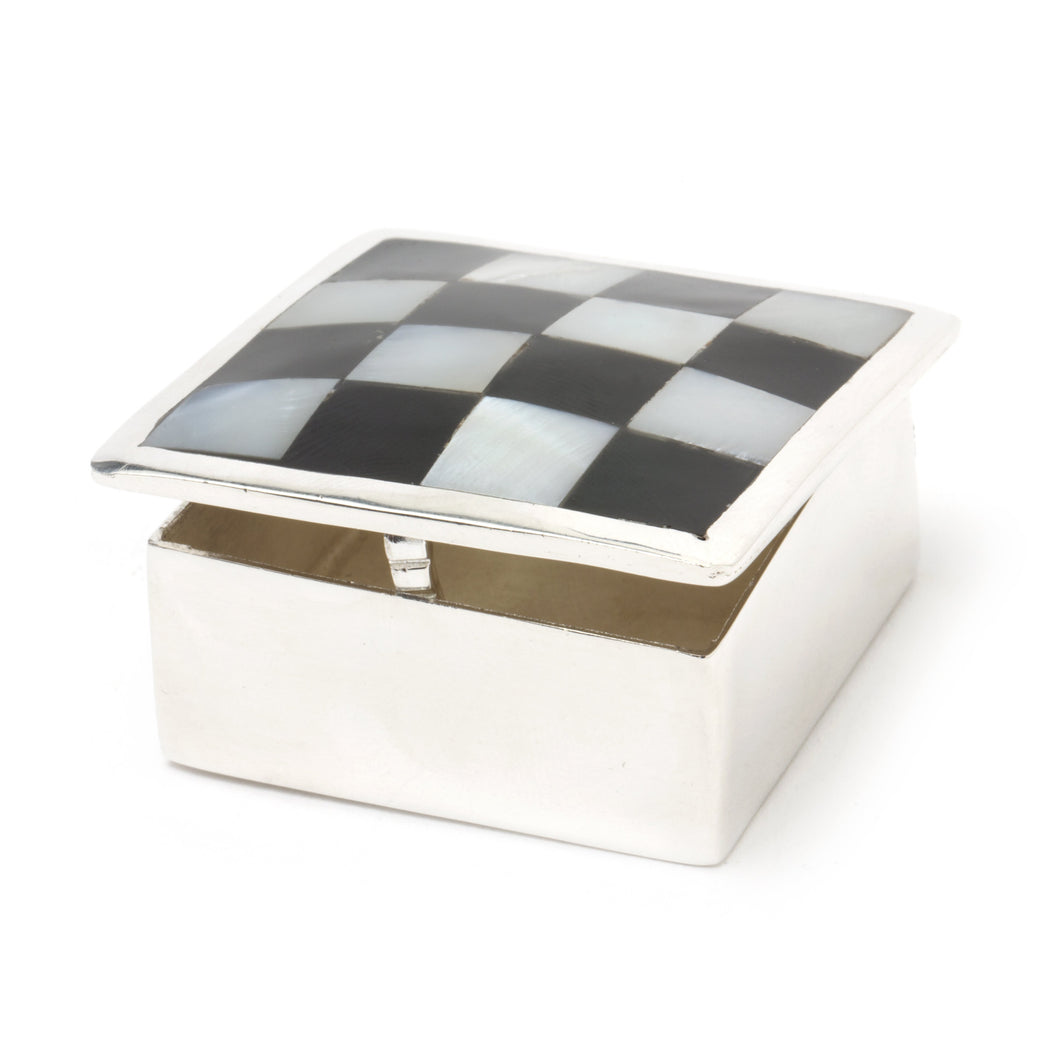 Taxco Jewelry Box