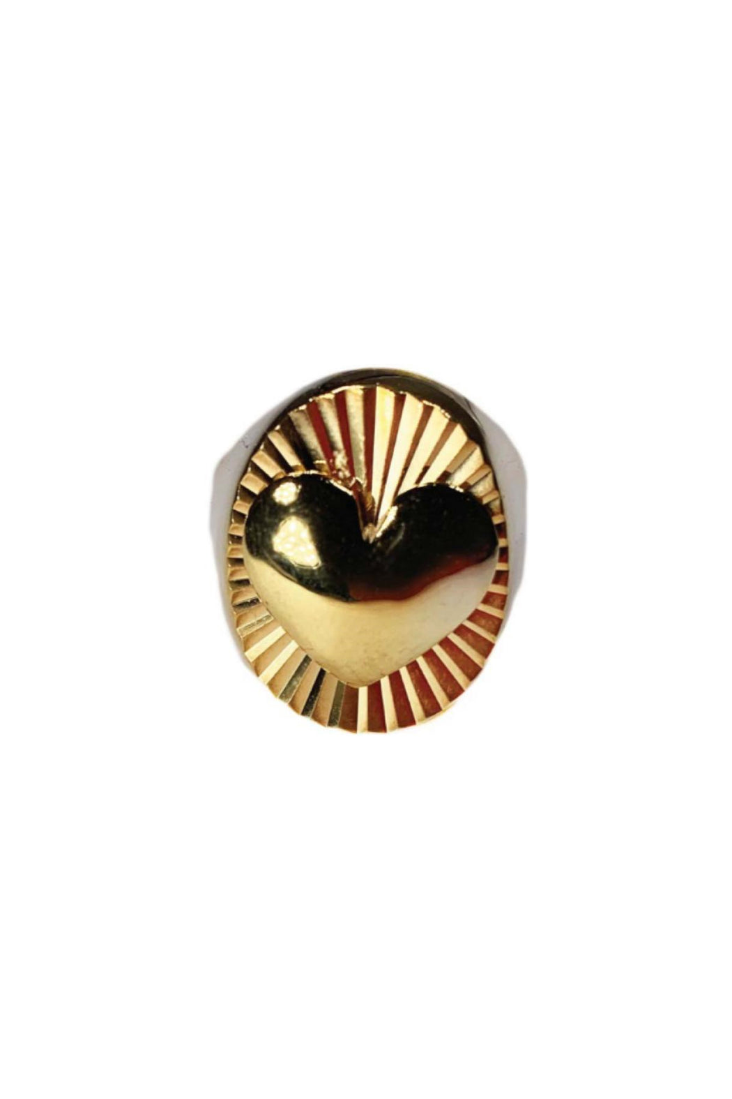 Blackjack Ring Hearts