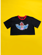 "Crop Top ""Ronald"""
