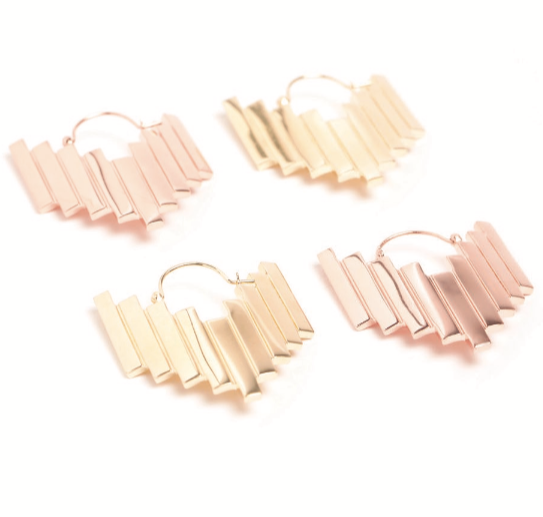Nueve Palos Earrings