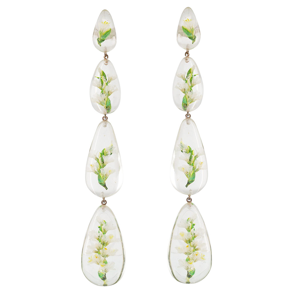 Perpetua Drop Earrings - TUZA Jewelry