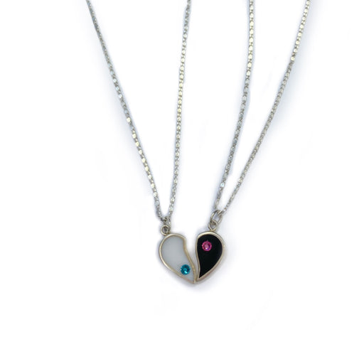 YIN YANG COMPLEMENTO NECKLACE