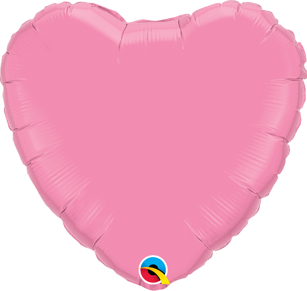 Pink Heart Balloon | 18""