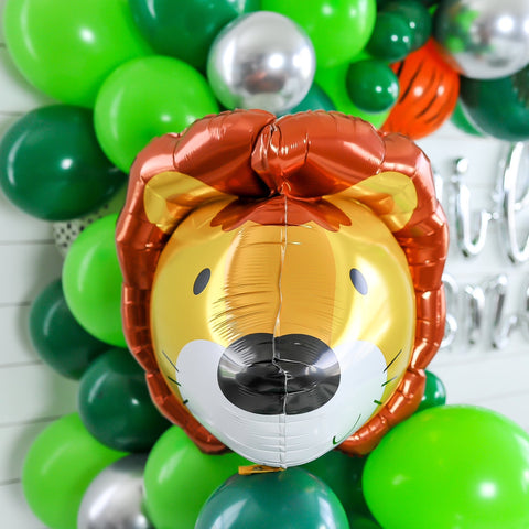 Lion Multi-Dimensional Balloon