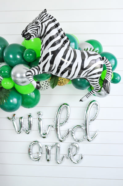 Zebra Balloon