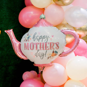 Happy Mother's Day Teapot Balloons